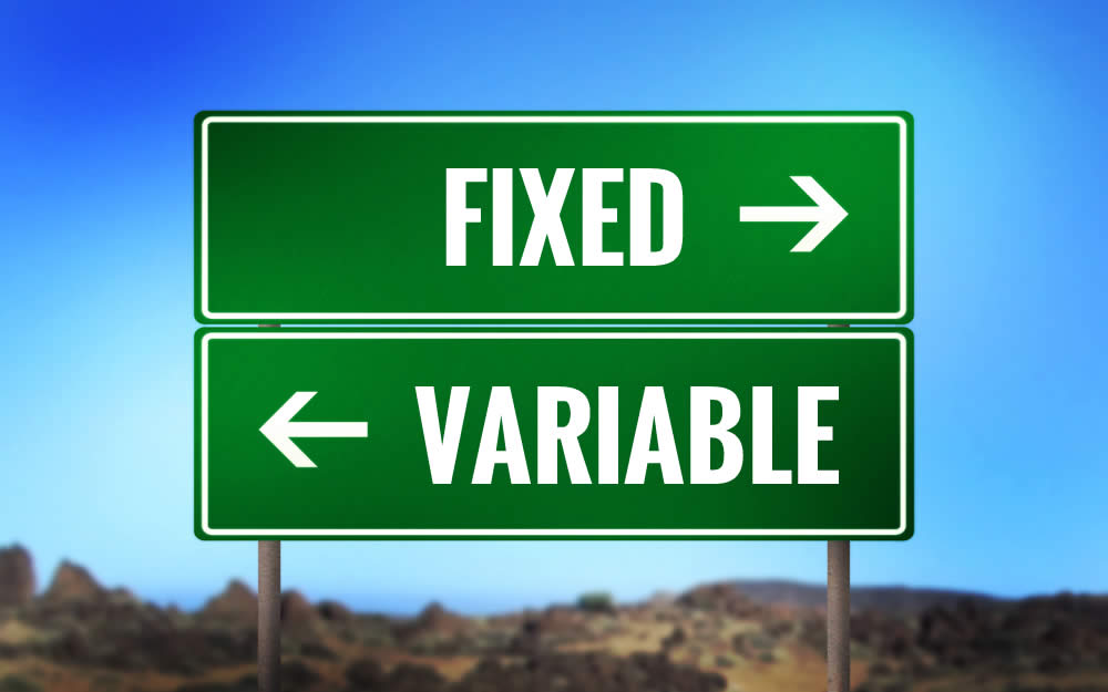 Should You Choose A Fixed Or Variable Mortgage Rate Today